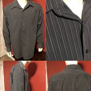 (Lot of 3) Geoffrey Beene Button Up Shirts